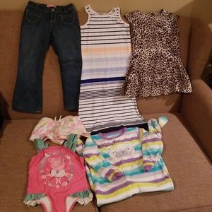 Random 5T bundle Old Navy, Gymboree Carters, etc